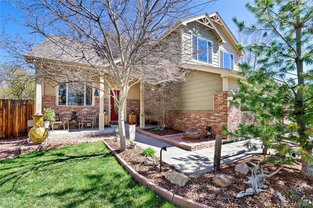 6749 W Caley Place, Littleton, CO 80123 (#4184820) :: Relevate | Denver