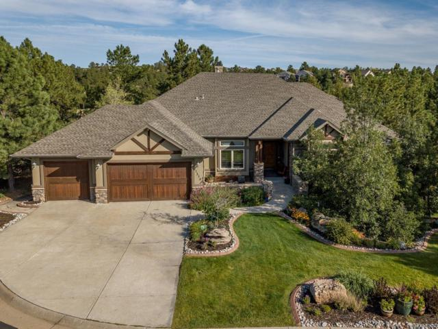 1319 Woodmont Way, Castle Pines, CO 80108 (#4184926) :: Compass Colorado Realty