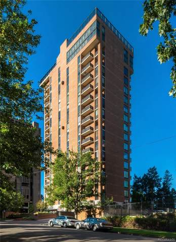 1133 Race Street 5A, Denver, CO 80206 (#4185429) :: Chateaux Realty Group