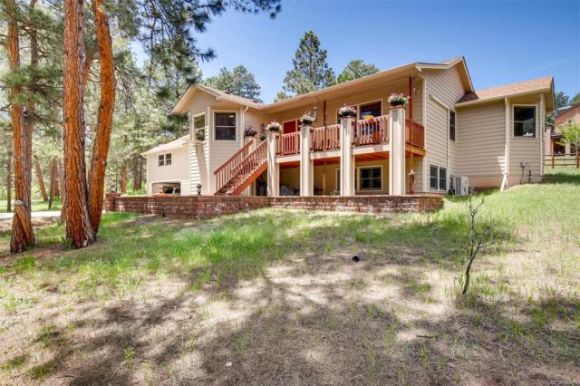 4185 Red Rock Drive, Larkspur, CO 80118 (#4186261) :: The Heyl Group at Keller Williams