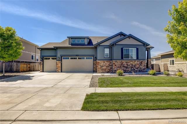 15972 E 112th Place, Commerce City, CO 80022 (#4186471) :: Wisdom Real Estate