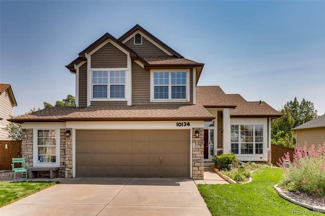 10134 White Oak Way, Highlands Ranch, CO 80129 (#4186557) :: The DeGrood Team