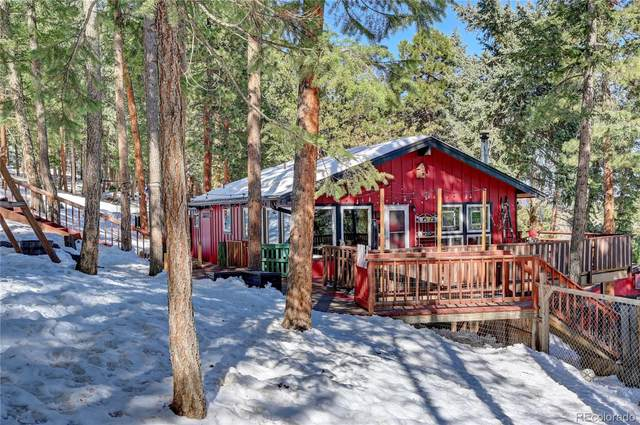 24278 Inca Road, Indian Hills, CO 80454 (#4186787) :: Berkshire Hathaway HomeServices Innovative Real Estate