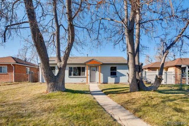 3115 N Clayton Street, Denver, CO 80205 (#4186803) :: Real Estate Professionals