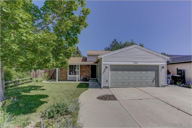 1518 19th Avenue, Longmont, CO 80501 (#4187028) :: The Galo Garrido Group