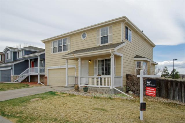 5465 Ben Park Circle, Parker, CO 80134 (#4187082) :: Wisdom Real Estate