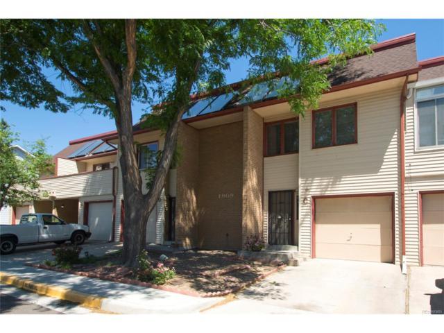 1909 S Kipling Street C, Lakewood, CO 80227 (MLS #4187145) :: 8z Real Estate