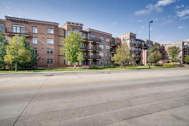 2700 E Cherry Creek South Drive #120, Denver, CO 80209 (#4187602) :: milehimodern