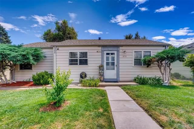 970 Julian Street, Denver, CO 80204 (MLS #4187892) :: 8z Real Estate