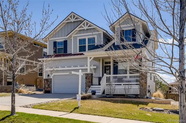 21482 E Wanderlust Place, Parker, CO 80138 (#4187959) :: Finch & Gable Real Estate Co.