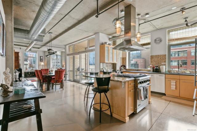 1610 Little Raven Street #409, Denver, CO 80202 (#4188149) :: 5281 Exclusive Homes Realty