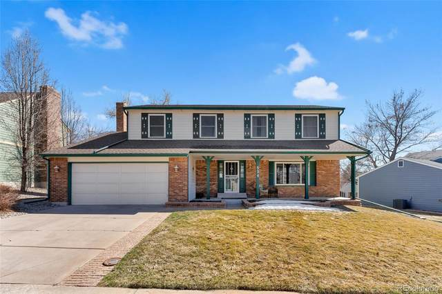 534 E Irish Avenue, Littleton, CO 80122 (MLS #4188822) :: 8z Real Estate