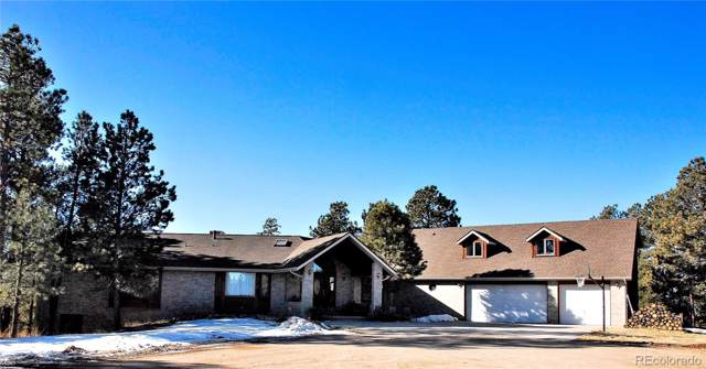 2171 Summit Street, Franktown, CO 80116 (#4189869) :: The DeGrood Team