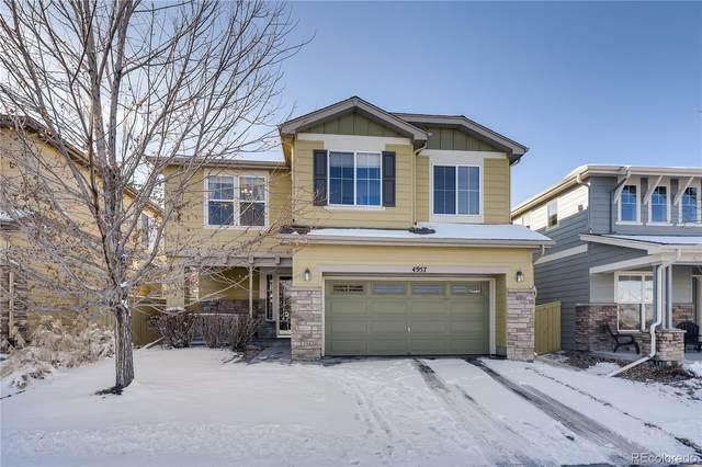 4957 S Wadsworth Boulevard, Littleton, CO 80123 (MLS #4189939) :: 8z Real Estate