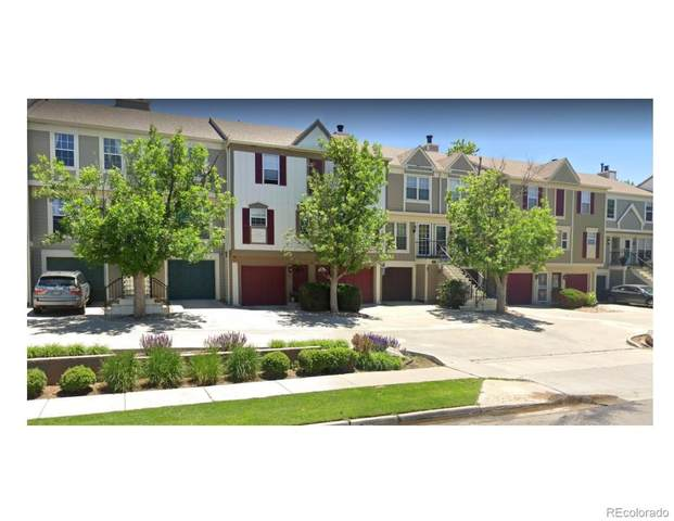 1811 S Quebec #245, Denver, CO 80231 (MLS #4190285) :: Kittle Real Estate
