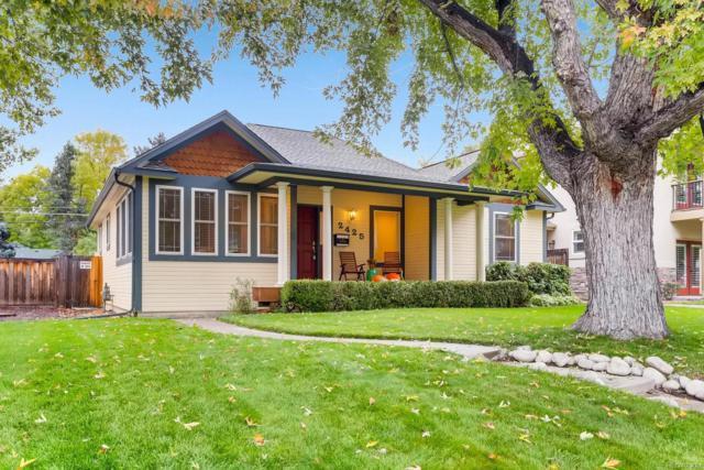 2425 S Gilpin Street, Denver, CO 80210 (MLS #4190318) :: 8z Real Estate
