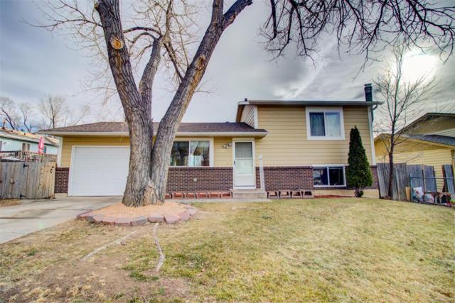 3549 Verde Drive, Colorado Springs, CO 80910 (MLS #4190661) :: Bliss Realty Group