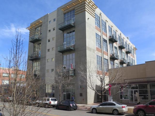 1050 Cherokee Street #306, Denver, CO 80204 (#4190978) :: The Heyl Group at Keller Williams