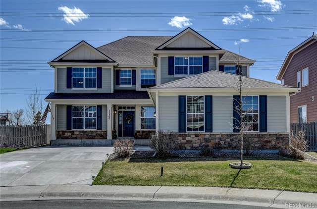 17300 E Trailmaster Drive, Parker, CO 80134 (#4191345) :: The Dixon Group
