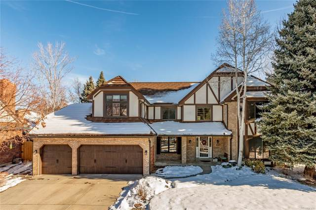 5260 S Geneva Way, Englewood, CO 80111 (#4191925) :: HomePopper