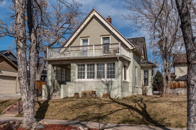 4005 W 35th Avenue, Denver, CO 80212 (#4192767) :: Bring Home Denver