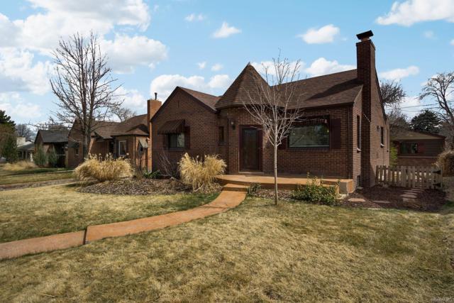 714 Eudora Street, Denver, CO 80220 (#4192820) :: The Peak Properties Group
