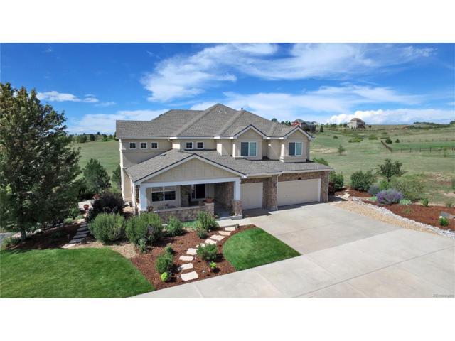 2339 Elkhorn Street, Parker, CO 80138 (MLS #4193062) :: 8z Real Estate