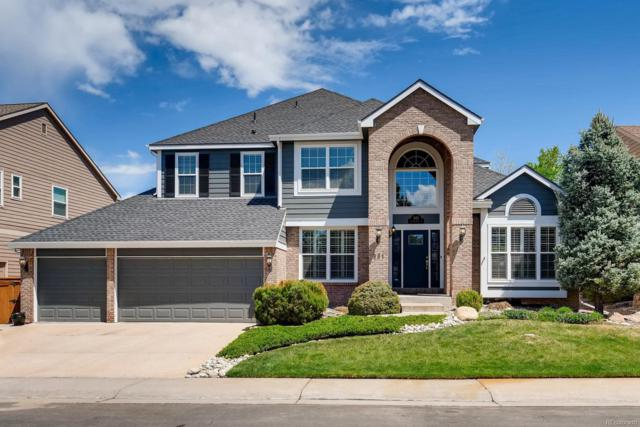 961 Countrybriar Lane, Highlands Ranch, CO 80129 (#4193120) :: Bring Home Denver with Keller Williams Downtown Realty LLC