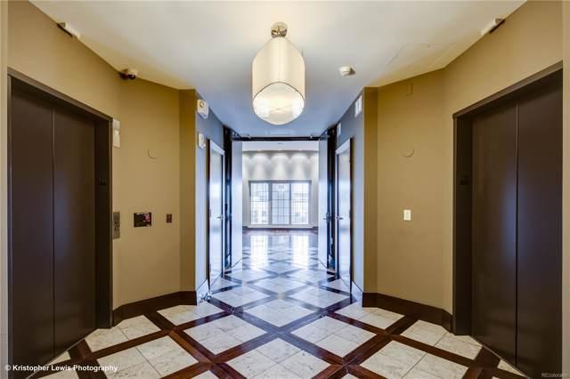 925 Lincoln Street 15AB, Denver, CO 80203 (MLS #4193154) :: Keller Williams Realty