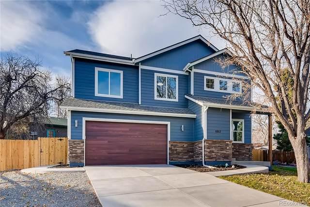 6863 Marshall Street, Arvada, CO 80003 (MLS #4193380) :: 8z Real Estate