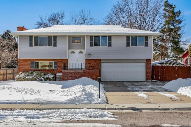 6408 W Fair Drive, Littleton, CO 80123 (#4193588) :: The City and Mountains Group
