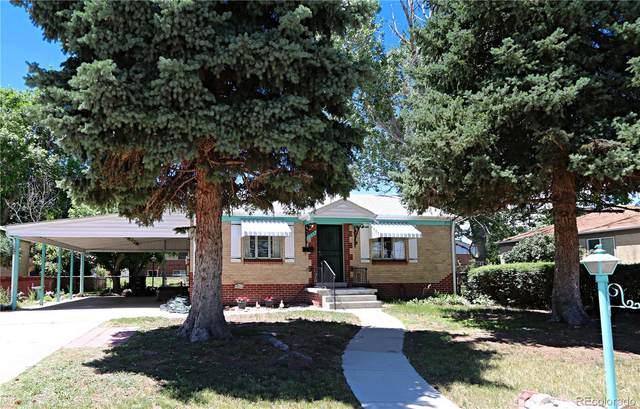 1335 S Decatur Street, Denver, CO 80219 (#4193596) :: Kimberly Austin Properties