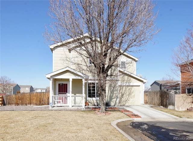 5213 E 100th Place, Thornton, CO 80229 (MLS #4194165) :: 8z Real Estate