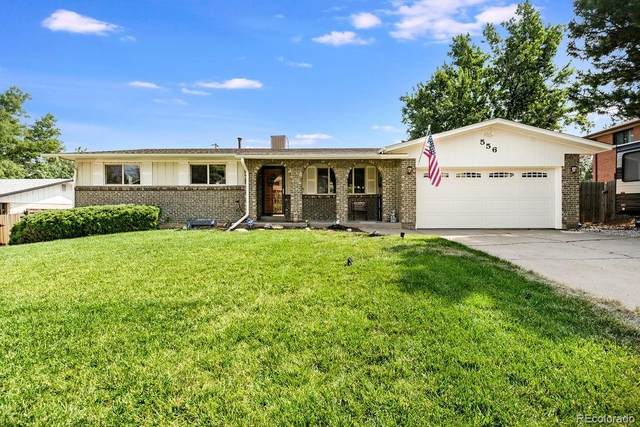 556 S Cole Court, Lakewood, CO 80228 (#4194391) :: The DeGrood Team
