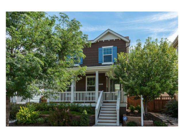 3428 Akron Court, Denver, CO 80238 (MLS #4194460) :: 8z Real Estate