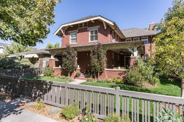 890 S Race Street, Denver, CO 80209 (#4194789) :: Real Estate Professionals