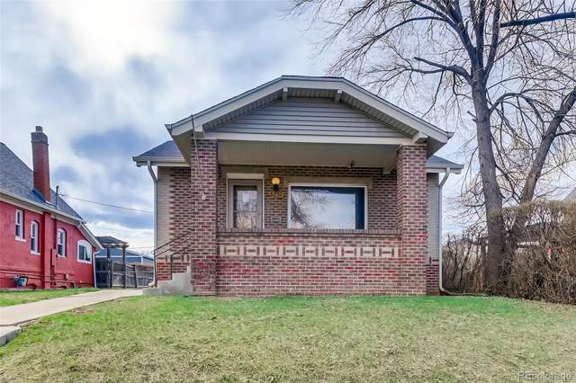 3237 N Osceola Street, Denver, CO 80212 (#4194898) :: HomeSmart