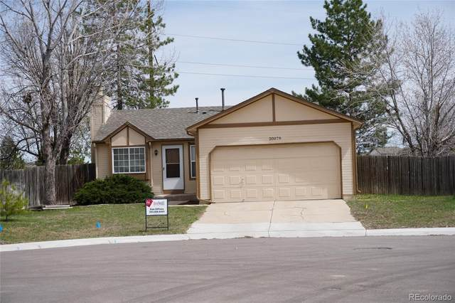 20079 E Wagontrail Lane, Centennial, CO 80015 (MLS #4194939) :: Stephanie Kolesar