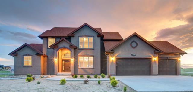 13785 Coyote Crossing Lane, Elbert, CO 80106 (MLS #4195045) :: 8z Real Estate