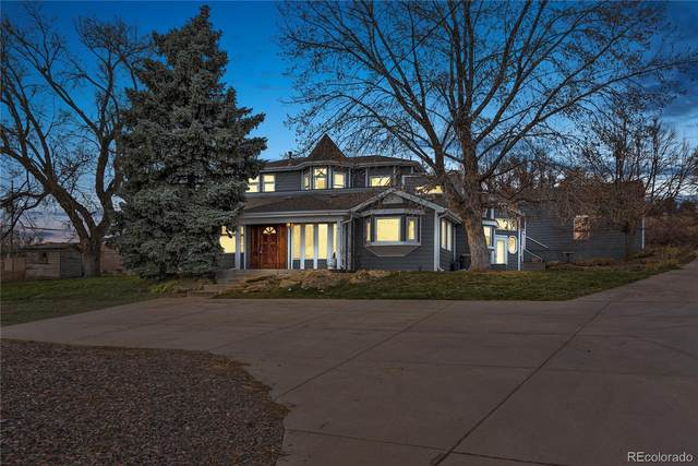 9877 Morrison Road, Lakewood, CO 80227 (#4195388) :: The DeGrood Team