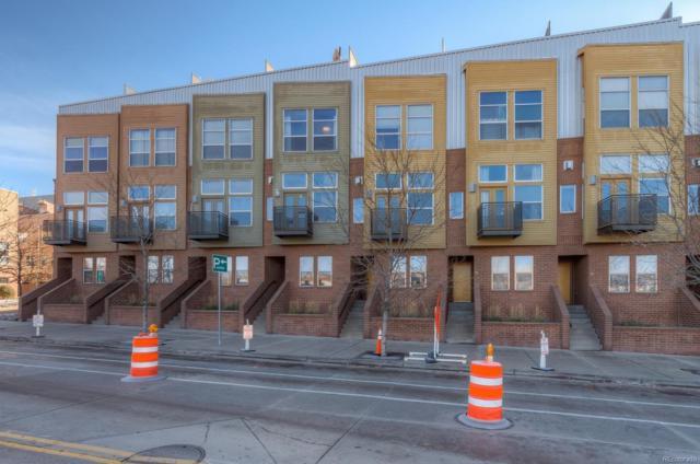 2680 Blake Street #4, Denver, CO 80205 (#4196113) :: House Hunters Colorado