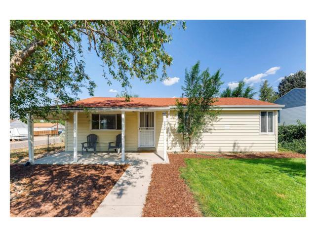 200 S Stuart Street, Denver, CO 80219 (MLS #4196320) :: 8z Real Estate