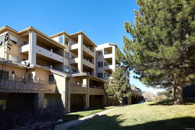 13351 W Alameda Parkway #401, Lakewood, CO 80228 (#4196373) :: The HomeSmiths Team - Keller Williams