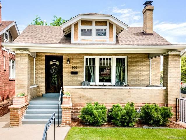 600 Clayton Street, Denver, CO 80206 (#4196378) :: Compass Colorado Realty