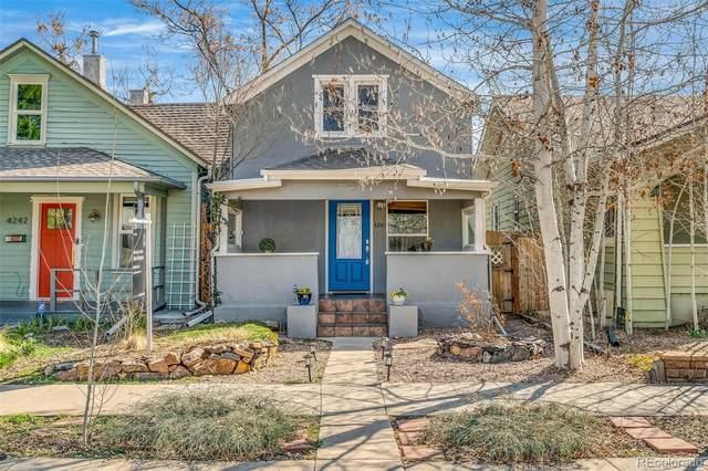 4240 Quitman Street, Denver, CO 80212 (#4196780) :: milehimodern