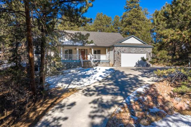19920 W Top O The Moor Drive, Monument, CO 80132 (#4196797) :: Berkshire Hathaway HomeServices Innovative Real Estate