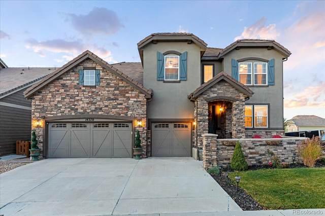 14370 Glenayre Circle, Parker, CO 80134 (#4196809) :: Wisdom Real Estate