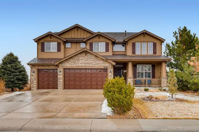 5392 Spur Cross Trail, Parker, CO 80134 (#4196992) :: My Home Team