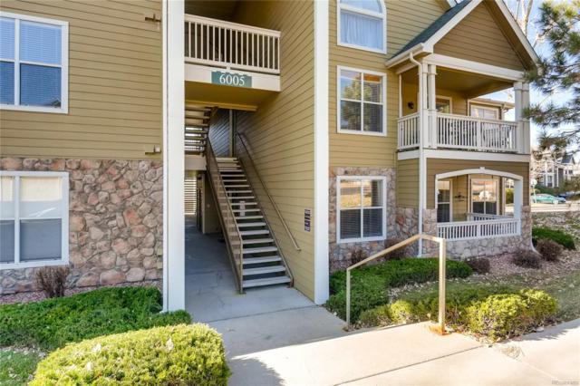 6005 Castlegate Drive B14, Castle Rock, CO 80108 (#4197223) :: The Peak Properties Group