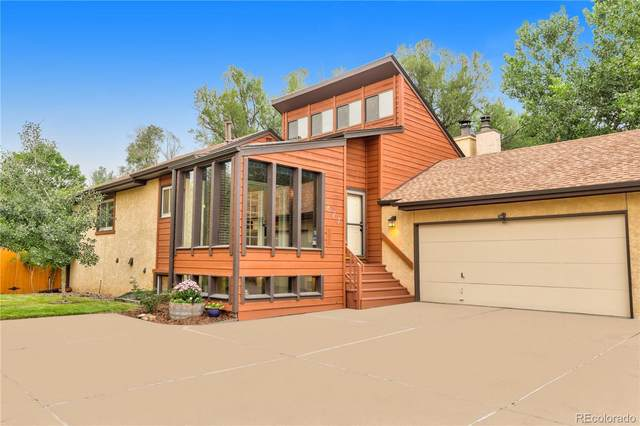 677 Brentwood Street, Lakewood, CO 80214 (#4197401) :: The DeGrood Team
